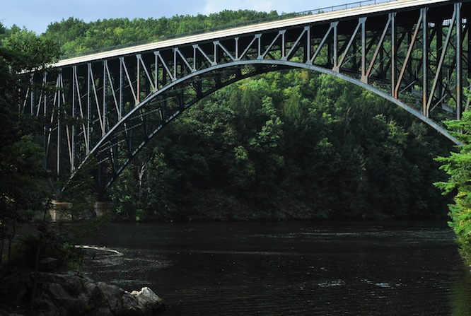 The Steel Bridges of Massachusetts