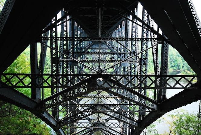 under french king bridge ma
